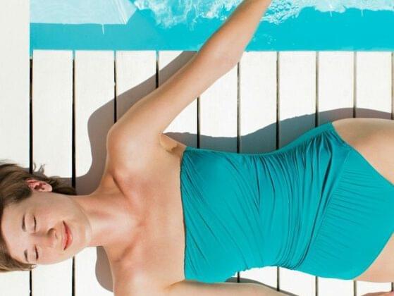 Pick a swim suit: