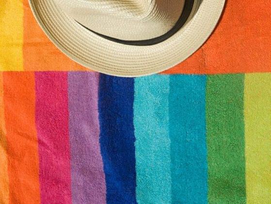 Pick a beach towel: