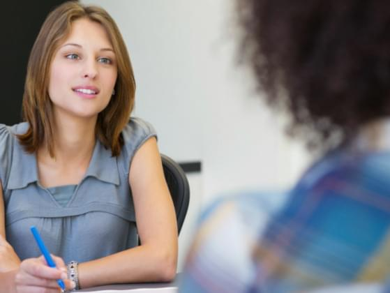 How do you respond to the interviewer asking why you're looking for a new position?