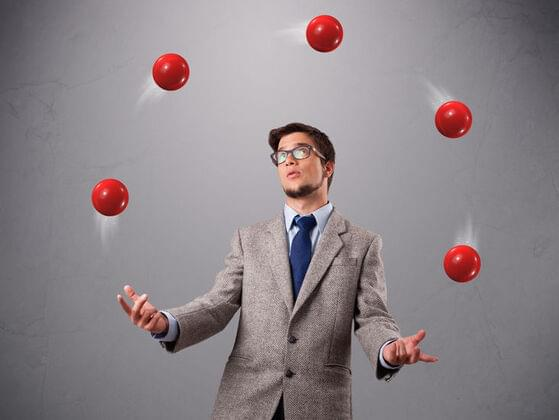 Can you do juggling
