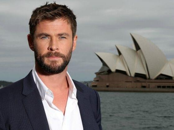 What about Thor cutie Chris Hemsworth?
