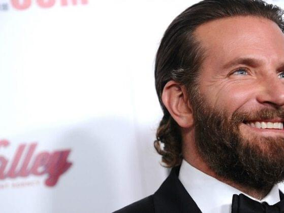 And what about hairy hunk Bradley Cooper?