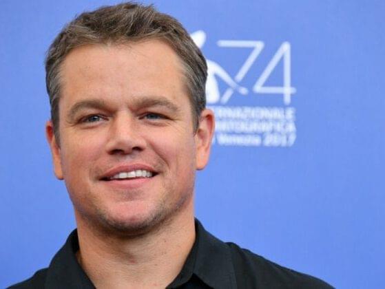 Tell us how you feel about Boston babe Matt Damon: