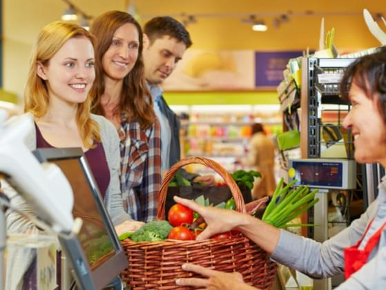 Before we even get into the grocery store, your choices will affect how you shop. When do you do your shopping?