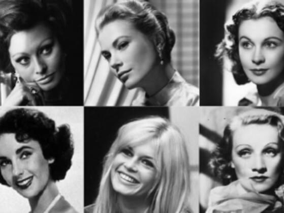 Who is your favorite old-time actress?
