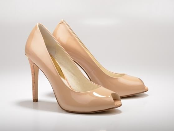 How many pairs of nude heels do you own?