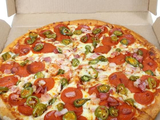 When was the last time that you ordered pizza?
