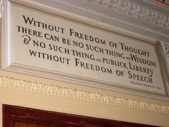 What is your favorite freedom?