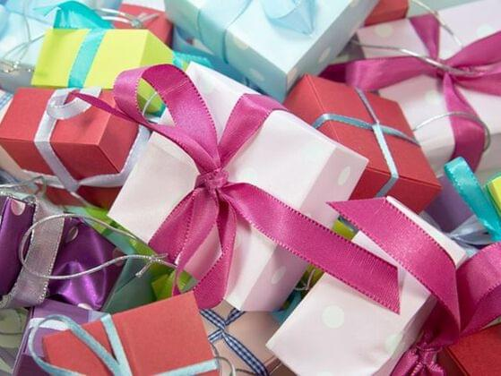 You're given a present. What do you hope is inside?