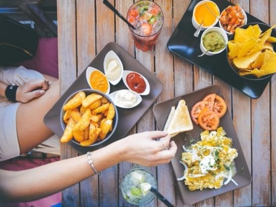 Do you like going to restaurants on your own?