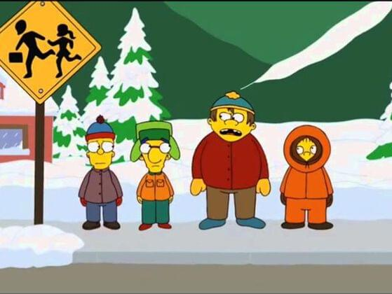 What's funnier, South Park or The Simpsons?