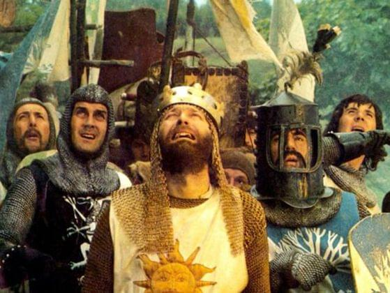 Do you think Monty Python is funny?