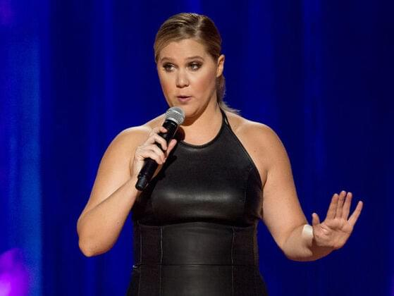 Which female comedian do you roll over for?