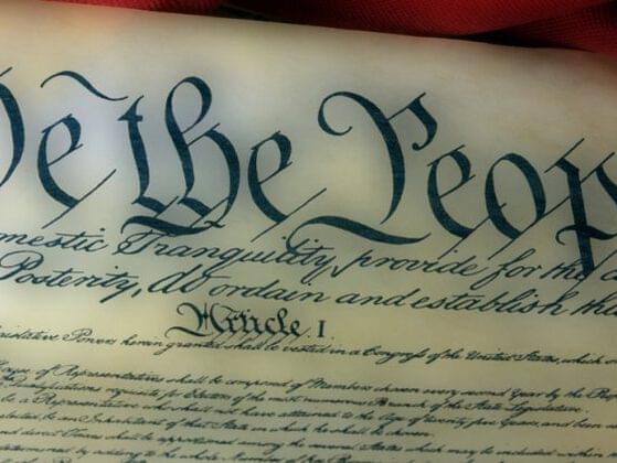 You could listen to a man talk about the Constitution all day. Which is your favorite part of the Bill of Rights?