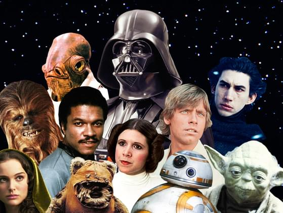 Do you consider 'Star Wars' to be more sci-fi or fantasy?