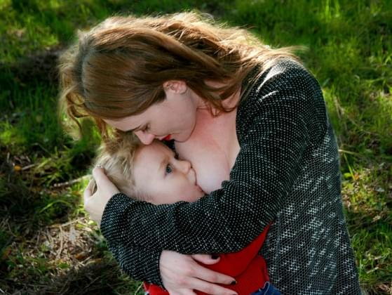 Do you have a strong opinion about breastfeeding?