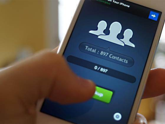 How many contacts do you have in your phone