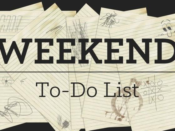 How easy is it for you to find something to do on the weekend?