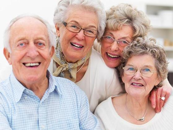 Do You like having your grandparents around ?