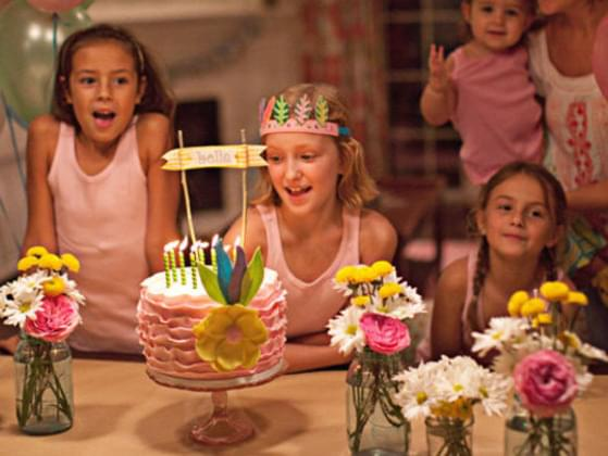 How is a perfect birthday party to you?