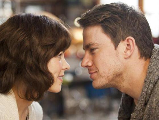Your favorite romantic movie is: