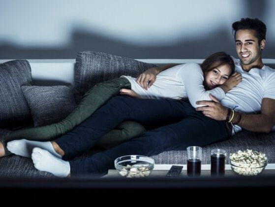Every couple has their own thing that's just theirs. What movie did you and your ex watch together? Maybe now it's ruined for you!