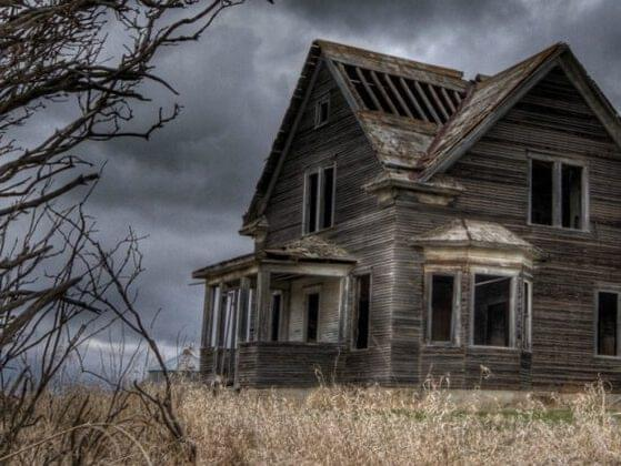 You're walking past an abandoned house on a country road when you hear a creepy whisper say