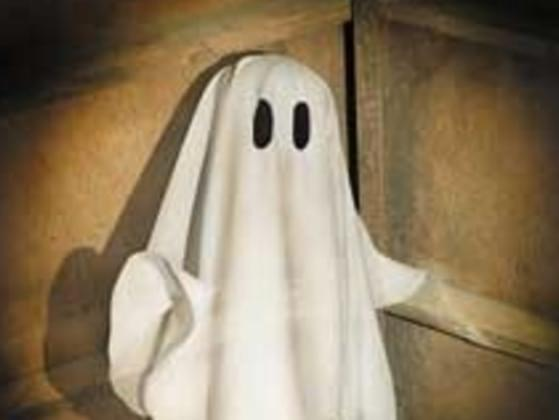 Lastly, do you believe that there are ghost in the world?