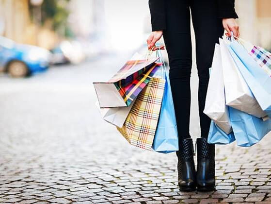 What do you enjoy shopping for most?