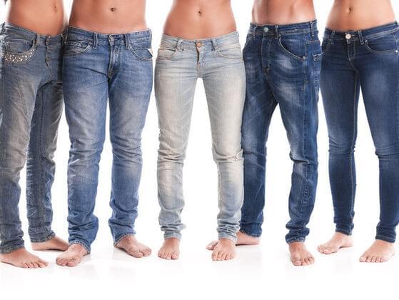 My waist is: