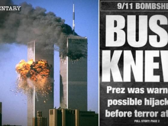 If you're a 9/11 Truther, you might believe that this government was involved in the attacks.