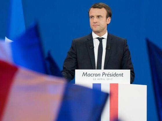 In May, Emmanuel Macron was elected President of France. The youngest French head of state since Napoleon, Macron was the nominee of which political party?