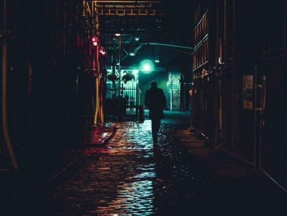 ... hear footsteps in your house at night or hear someone following you down a dark alley?