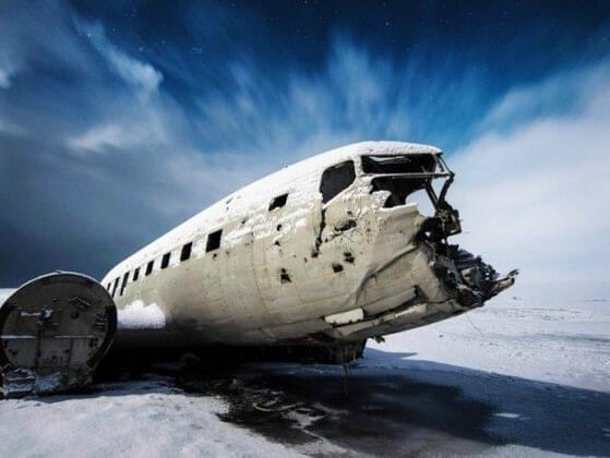 ... survive a plane crash or a shipwreck?