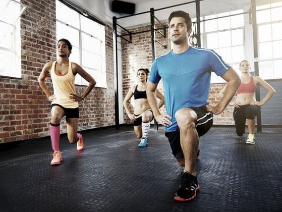 Choose a workout: