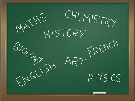 What was your favorite subject in school?