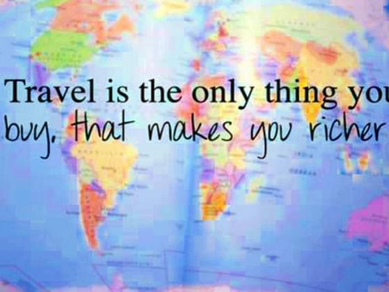 How important is travel to you?