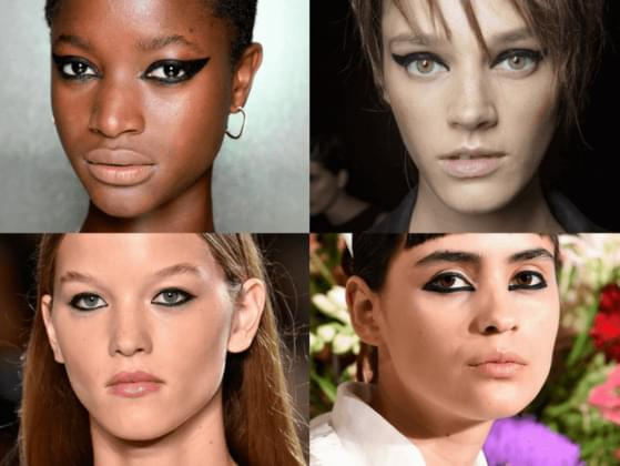 Pick a 2018 beauty trend to try.