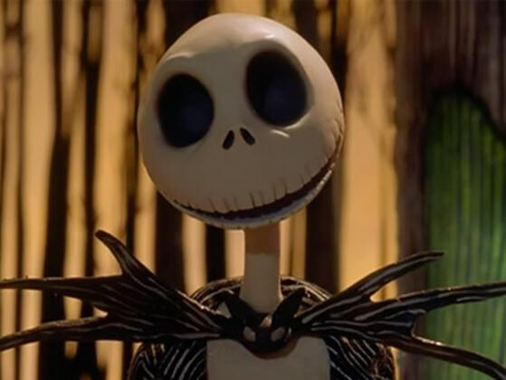 Jack Skellington in A Nightmare Before Christmas is also known as what?