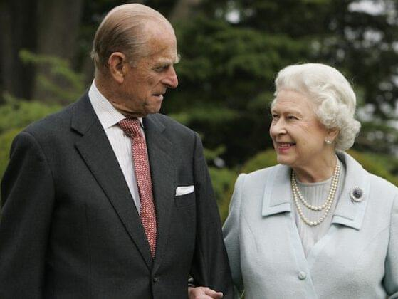 Prince Phillip, born the prince of Greece and Denmark, is the husband of Elizabeth. What's his official title?