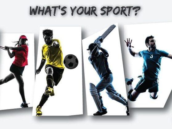 Pick a sport: