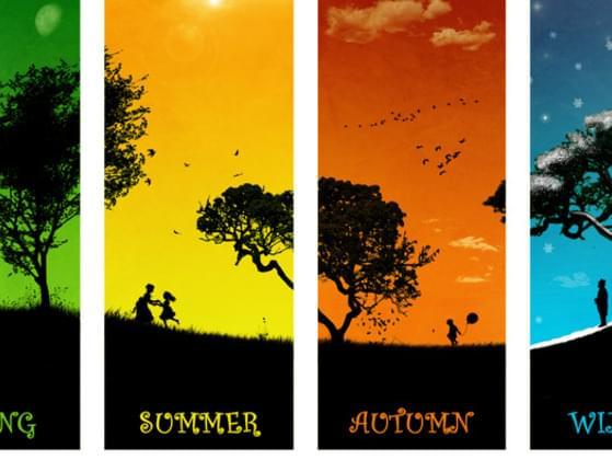 What season do you like?
