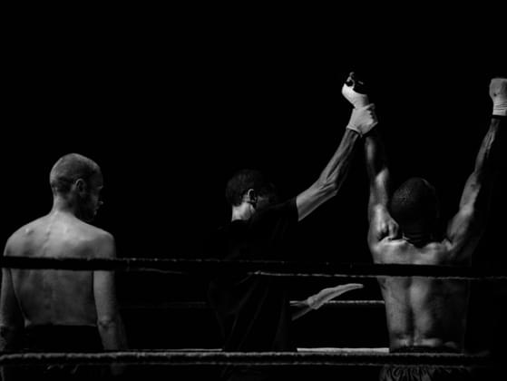 How many fights have you gotten into in your life?
