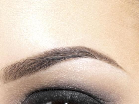What is the thickness of your eyebrows?