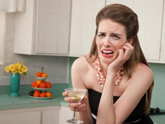 Do you have a tendency to cry when you get too drunk?