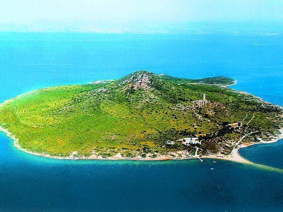 Pick an island: