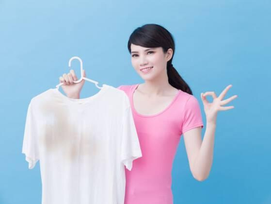 How often do you wear clothes with stains or wrinkles?