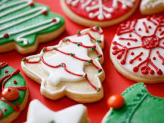 Pick a holiday treat: