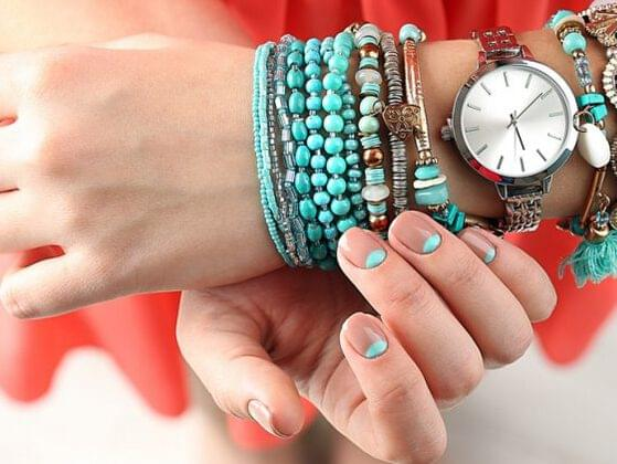 Do you tend to wear a lot of jewelry and accessories?