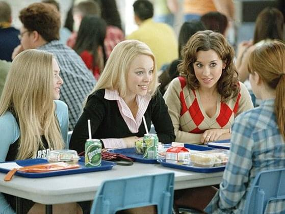Which 'Mean Girls' lunch table would you sit at?